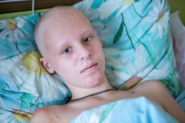 Иван на войне с лимфомой Беркитта
