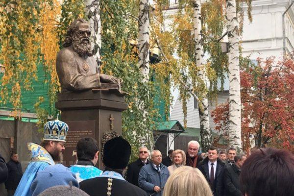 В Тамбове открыт бюст святителю Луке Крымскому