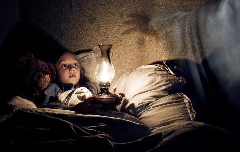 Если ваш ребенок видит ангелов