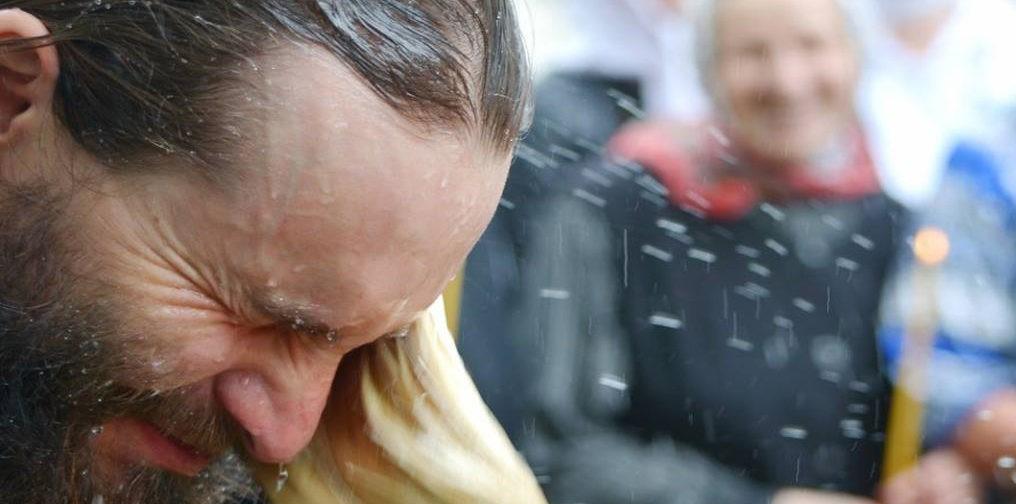 Фольклорист: Если не было дождя, священника обливали водой