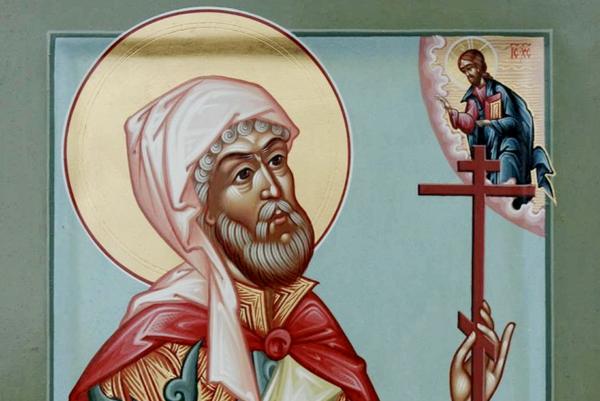 Церковь чтит память святого мученика Лонгина сотника