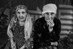 Последние крестьянки (фото)