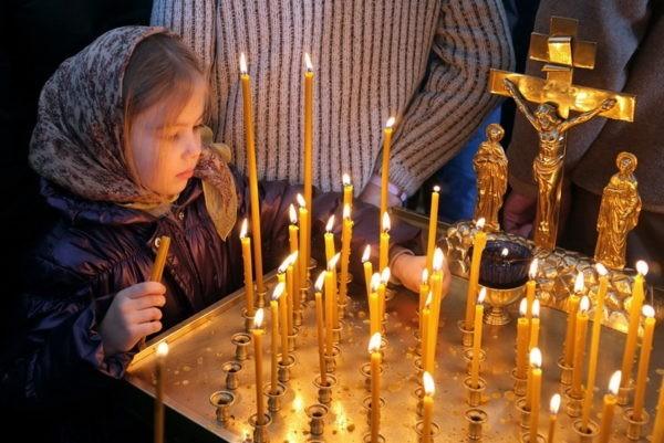 Церковь отмечает Димитриевскую родительскую субботу
