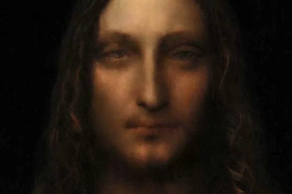 Лик Иисуса Христа работы Леонардо да Винчи будет выставлен на аукционе в США
