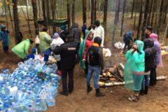 Потерявшегося в Нижегородской области ребенка нашли живым