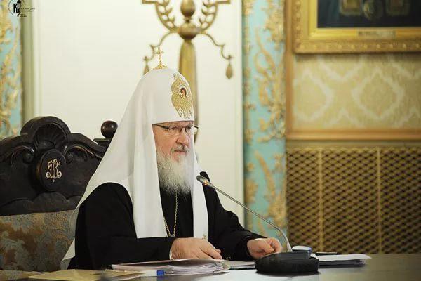 Патриарх Кирилл: Домыслы об истории могут ранить людей, как это произошло с печально известным фильмом