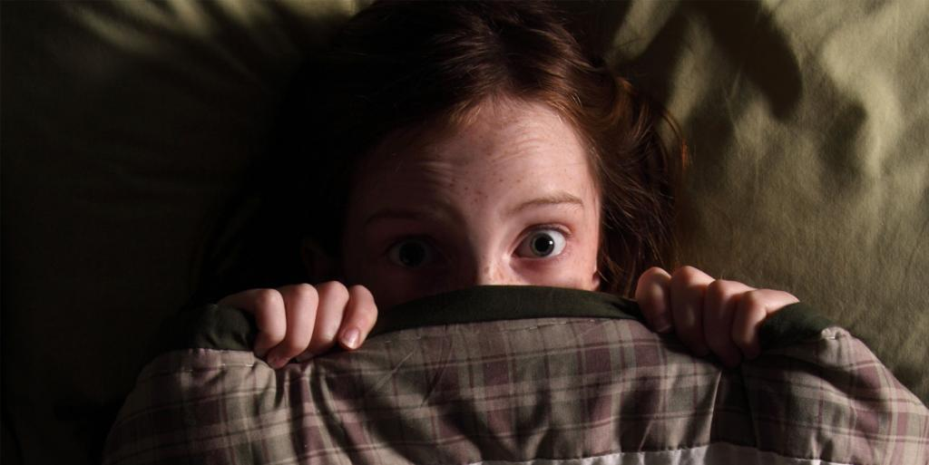 Ночные страхи у детей 5-7 лет – как избавиться