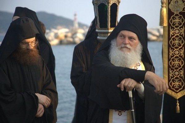 Старец Ефрем Ватопедский приедет на встречу с жителями Екатеринбурга