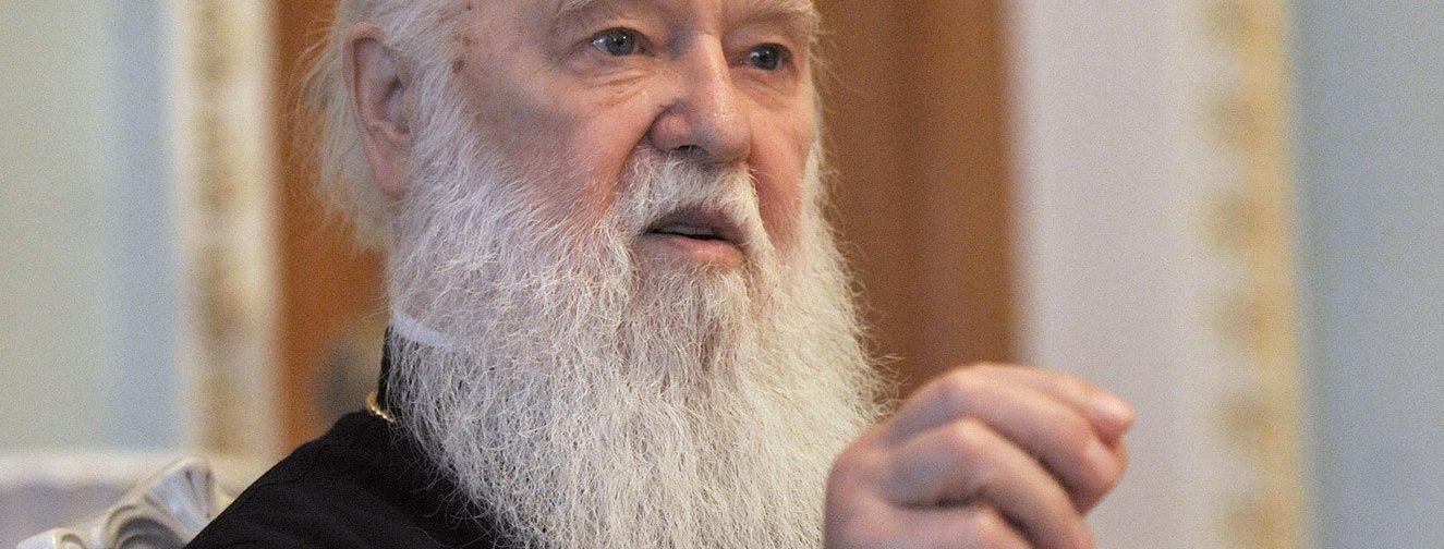 Глава «Киевского Патриархата» попросил прощения у Русской Церкви