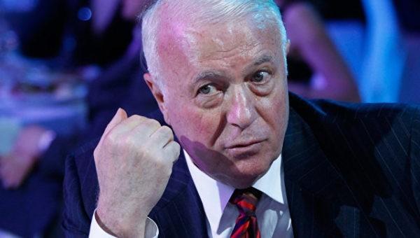 Скончался телеведущий Борис Ноткин