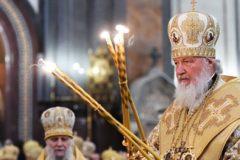 Патриарх Кирилл рассказал о признаках приближения конца света
