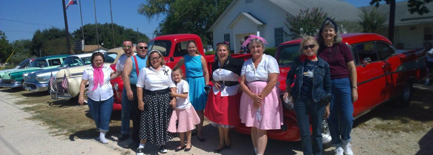 Церковь в Техасе — до трагедии (фото)