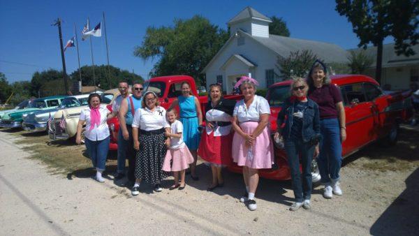 Церковь в Техасе – до трагедии (фото)