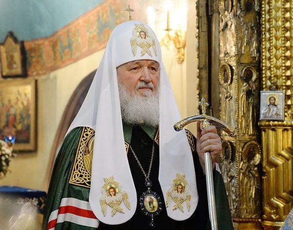 Патриарх Кирилл: Убеждения террористов не имеют ничего общего с исламскими ценностями