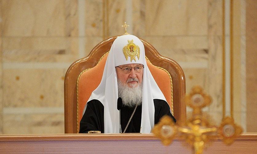 Патриарх Кирилл: Собор ― это в первую очередь совместное духовное делание