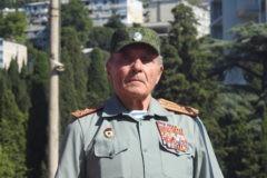 90-летний ветеран из Ялты лучше всех выполнил нормативы ГТО