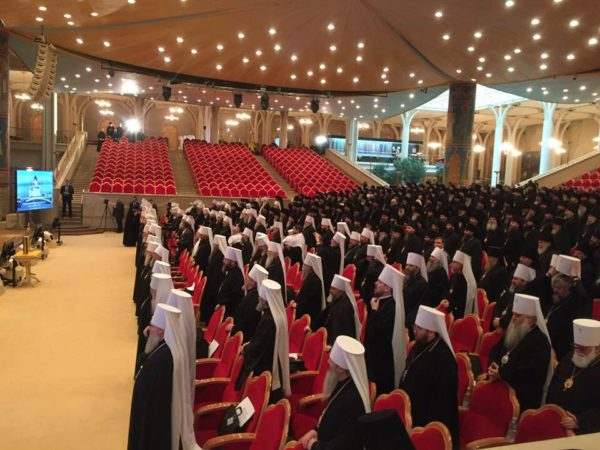 Архиерейский Собор примет промежуточное решение по «екатеринбургским останкам»