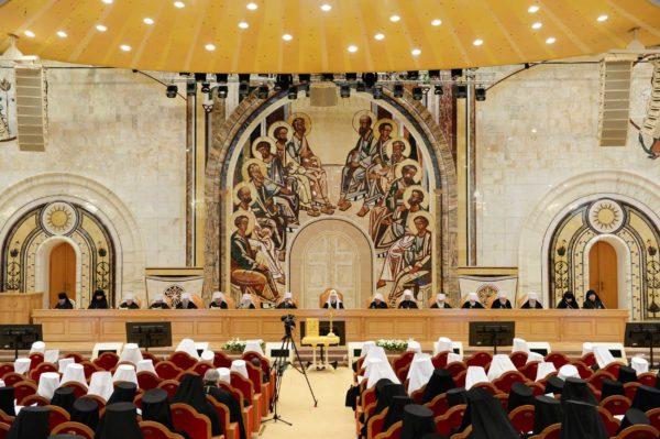 Архиерейский Собор создал комиссию для переговоров с «Киевским Патриархатом»