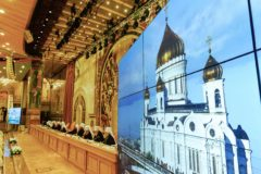 Приветствие участникам Архиерейского Собора прислали главы четырех стран