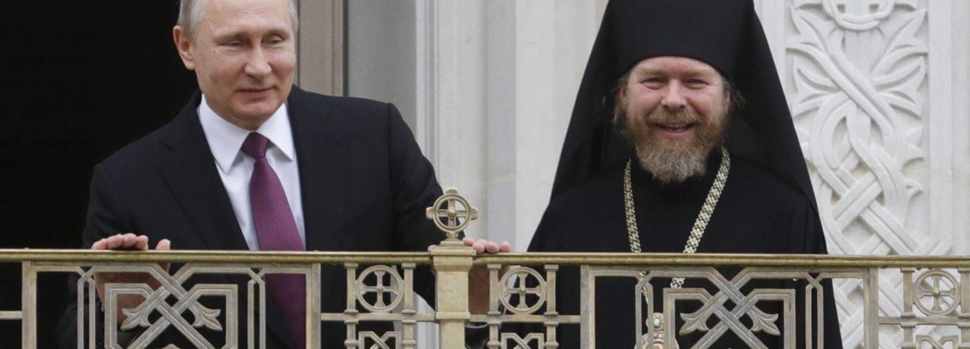 Епископ Тихон (Шевкунов): «Я лишь немного знаю Путина»