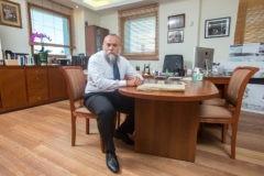 Президент еврейской общины поблагодарил Патриарха Кирилла за борьбу с антисемитизмом