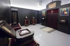 В Петербурге открылась первая в России часовня реликвий