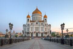 Глава Русской Церкви откроет памятники трем Святым Патриархам