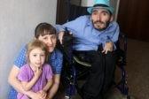 Папа – инвалид? Нет, папа – герой!
