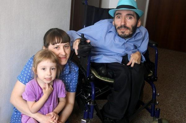 Папа – инвалид? Нет, папа – герой, Православие и мир