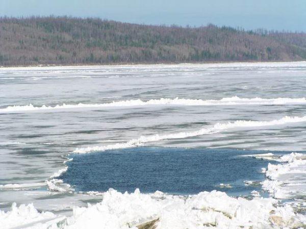 Житель Екатеринбурга спас рыбака из ледяной воды