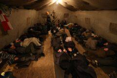 «Ночлежка» открыла пункты обогрева для петербургских бездомных