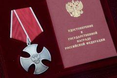 Капитан Сафиулин, предотвративший на Пасху теракт, посмертно награжден Орденом Мужества