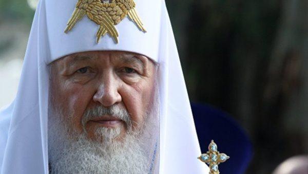 Патриарх Кирилл выразил соболезнования в связи с трагедией в американской школе