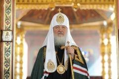 Патриарх Кирилл поздравил глав иностранных церквей с Рождеством