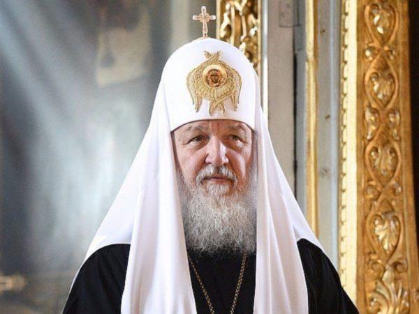 Патриарх Кирилл в свой день рождениявместо цветов попросил сделать благотворительный взнос
