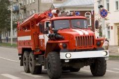 Жители Владимира спасли 9 человек из горящего дома