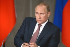Владимир Путин впервые посетит Архиерейский Собор