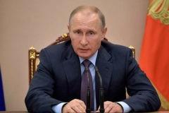 Владимир Путин выразил соболезнования пострадавшим в трагедии в Техасе