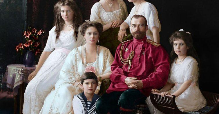 все о убийстве царской семьи мокрой