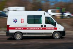 Омской бригаде «скорой» пришлось отстреливаться от пьяного сына пациентки
