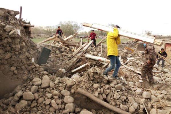 МЧС России готово помочь пострадавшим от землетрясения в Иране