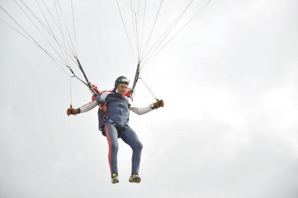 Если прыжки с парашютом не помогают