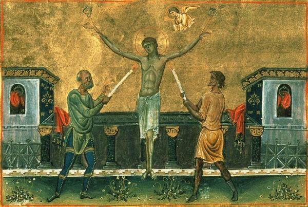 Церковь чтит память святой мученицы Евтропии