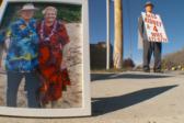 Он не мог ждать и сделал плакат «Ищу почку для своей жены»