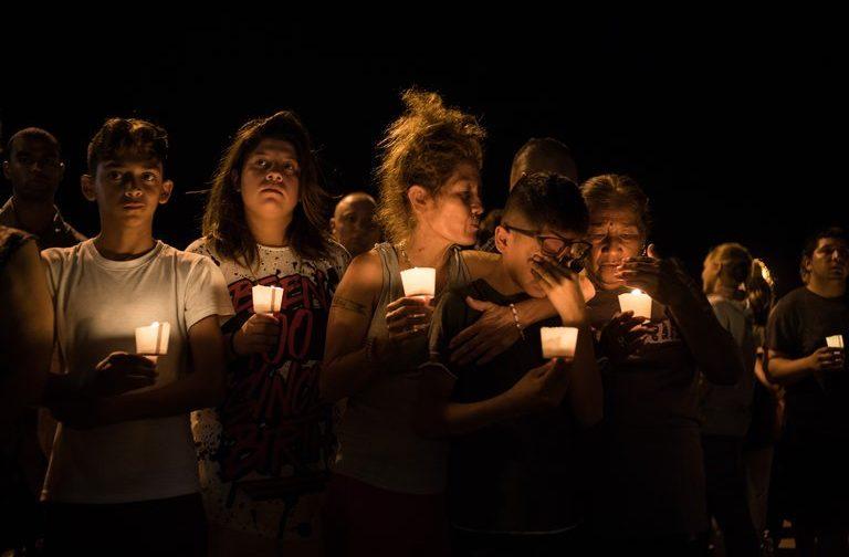 Жертвам стрельбы в церкви в Техасе: «Любовь побеждает ненависть»