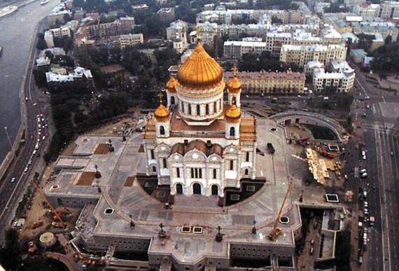 В Москве начался Архиерейский Собор
