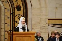Патриарх Кирилл: Если мы не воспитаем собственный народ, его будут воспитывать другие
