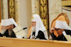 Патриарх Кирилл призвал не делить творчество на приемлемое и неприемлемое