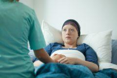 Когда человек узнает про рак – это воспринимается как конец