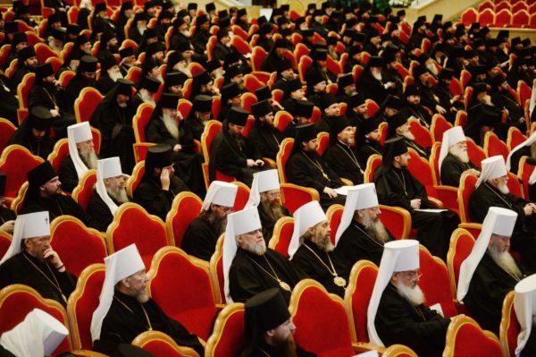 Второй день Архиерейского Собора – главное